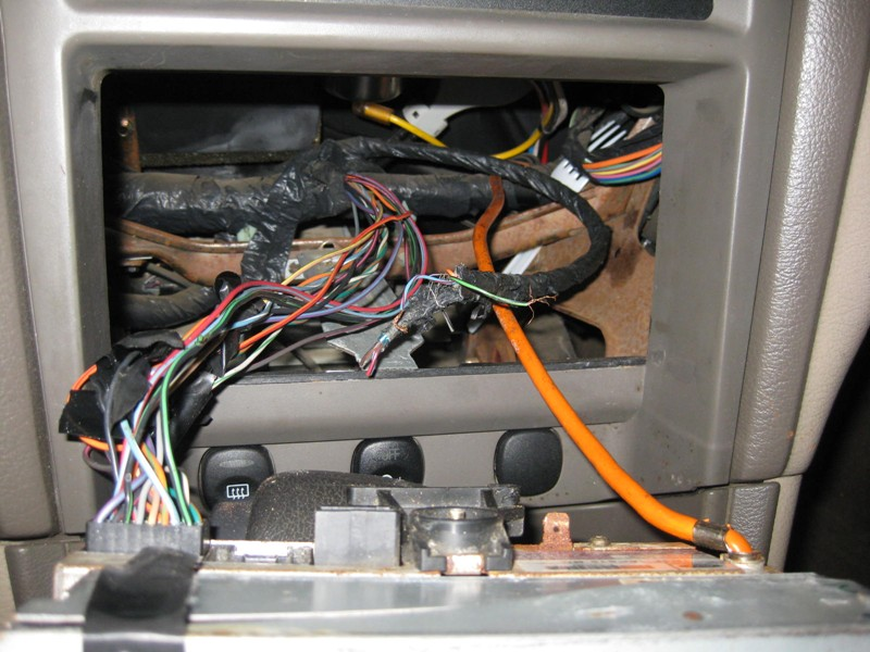 04 Ford Mustang Radio Wiring Diagram