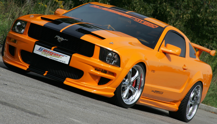 Images Of Mustang Cars geiger cars mustang gt
