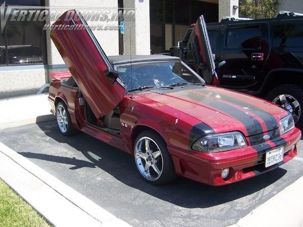 How To Fix A Sagging Door >> sagging doors :( - Mustang Evolution