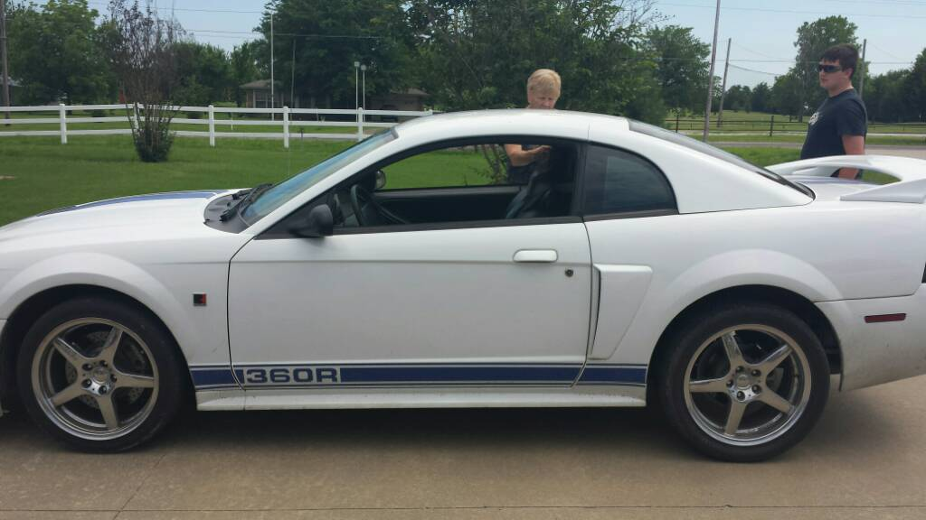 Just purchased 02 Roush 360R - Mustang Evolution
