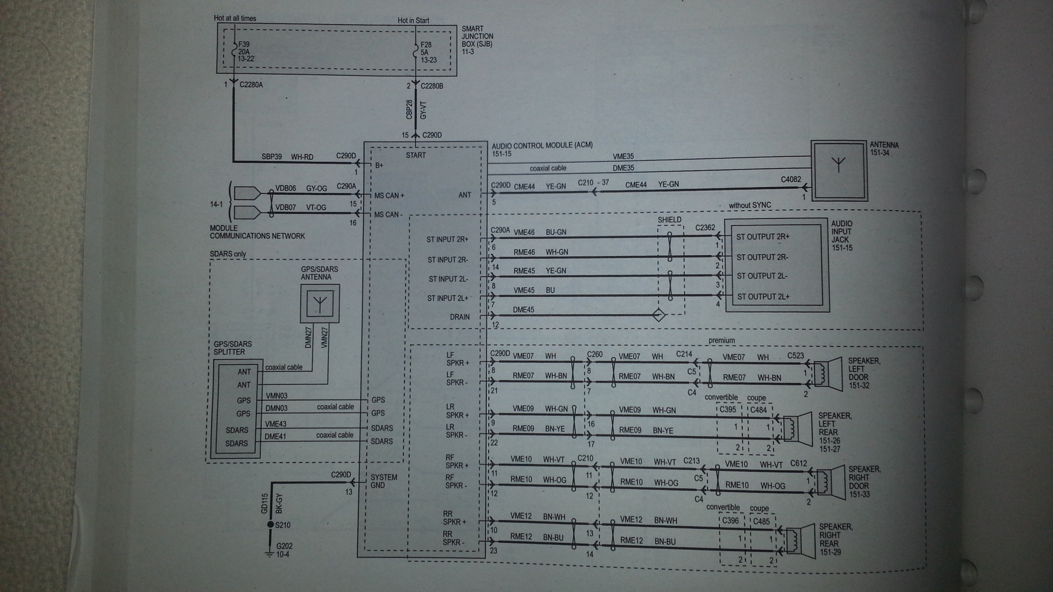 2012 Chevy Sonic Radio Wiring Diagram 37 Images 168240 20140916 174005 Help With 2014 Stereo Mustang Evolution