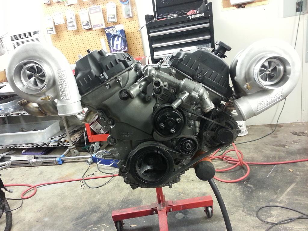 Turbo Kit Advice/Comparisons - Mustang Evolution