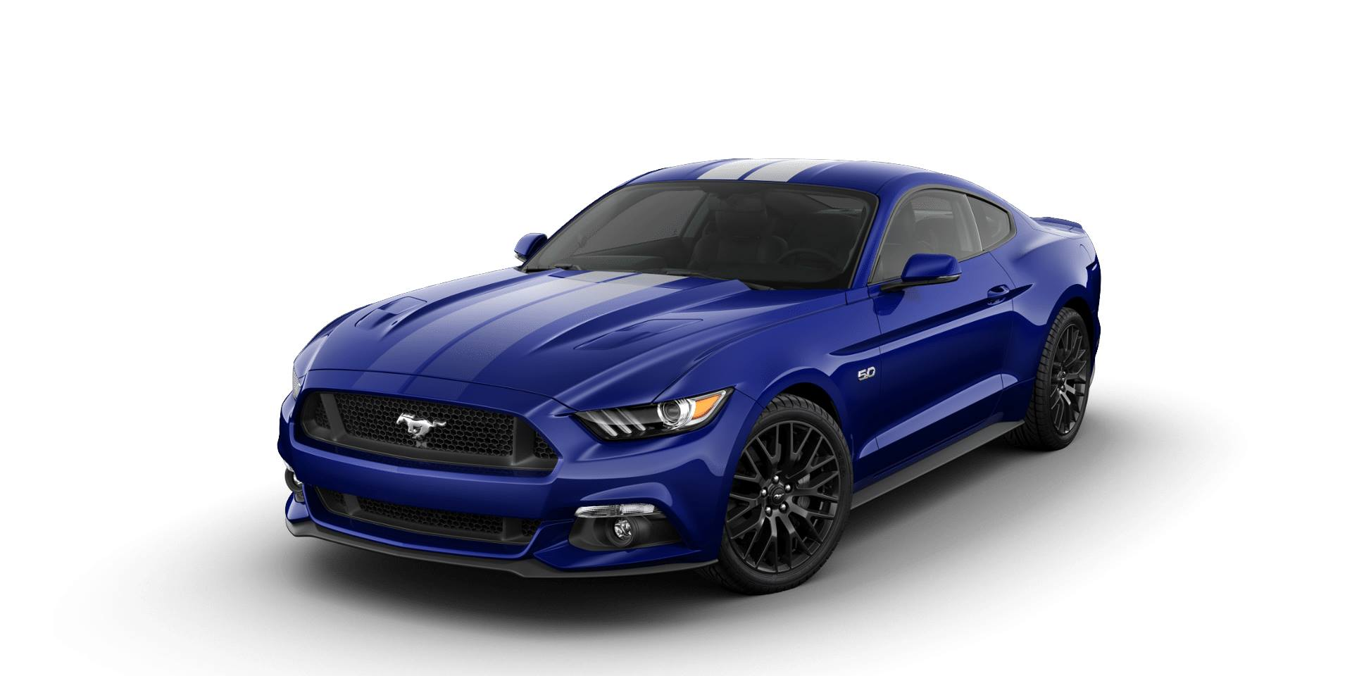 2016 Mustang Colors >> Black Strips or White Strips on Deep Blue Impact - Mustang Evolution