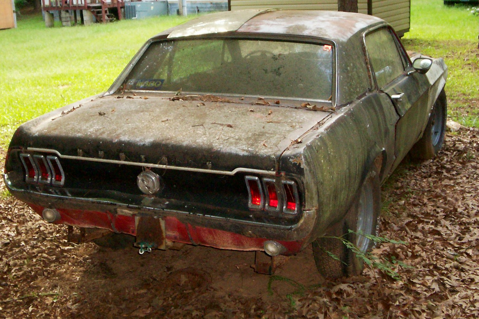 For Sale 1968 Mustang Coupe Mustang Evolution