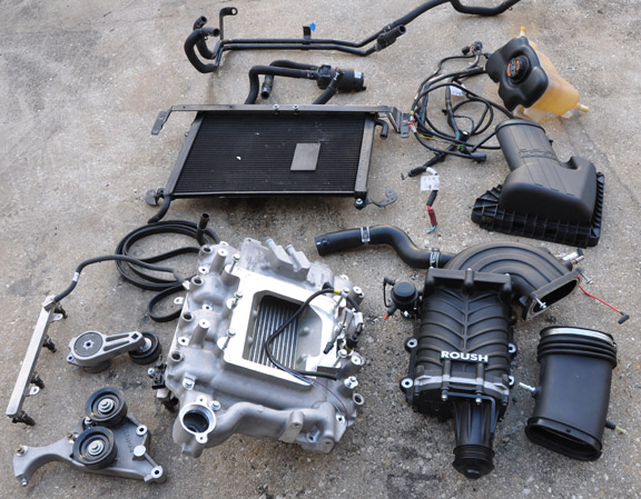 Mustang Roush For Sale >> Eaton M90 Install??? - Mustang Evolution