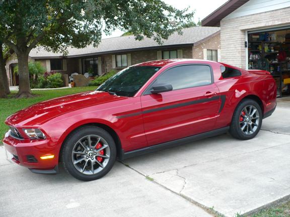 Best Color For Brake Calipers Mustang Evolution Forum
