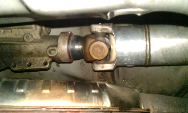 T5 Tailshaft Seal