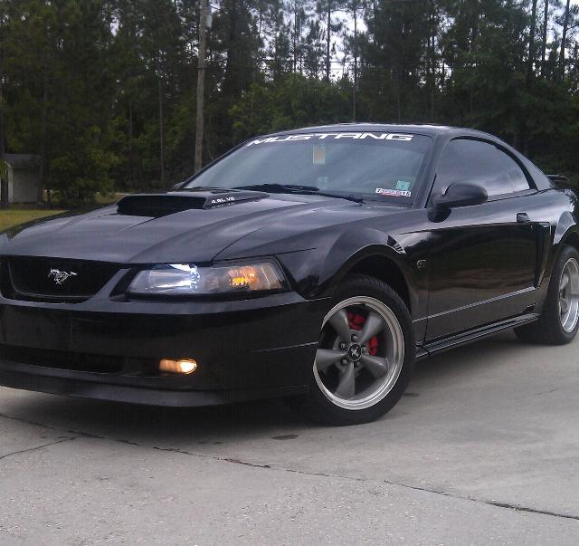 New Edge Apperance Mods Mustang Evolution