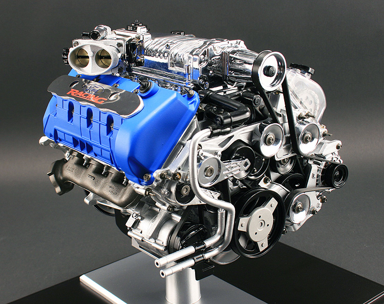 I Need This Toy 4 6l Aluminator 1 4 Scale Engine Model