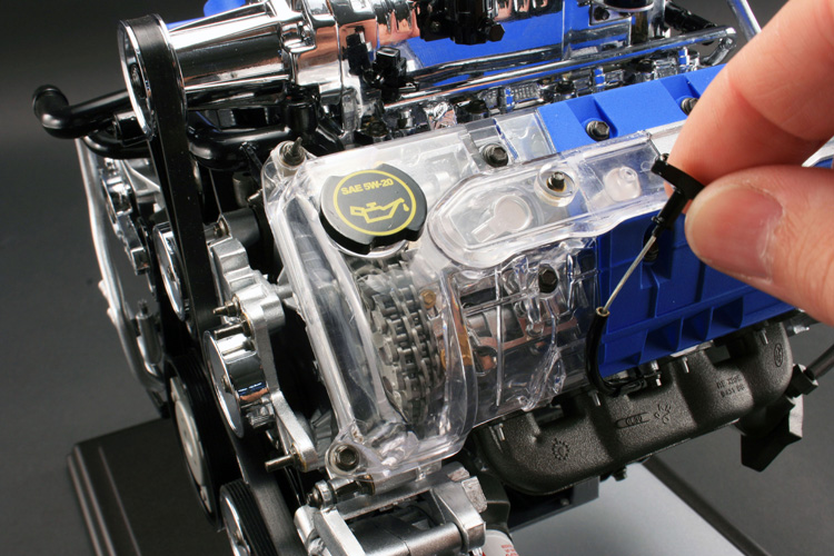D Gmp on 2003 Ford Mustang 4 6l Engine