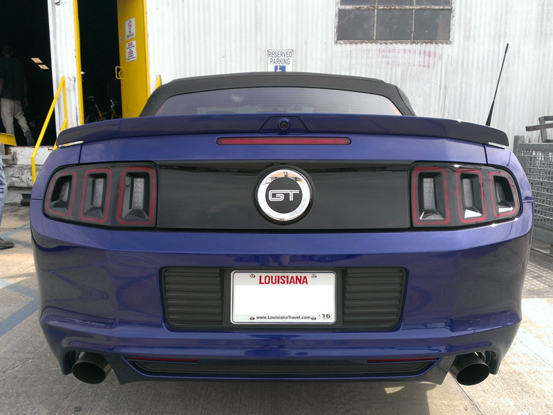 : add a back up camera to stock Navigation Sync unit - Mustang ...