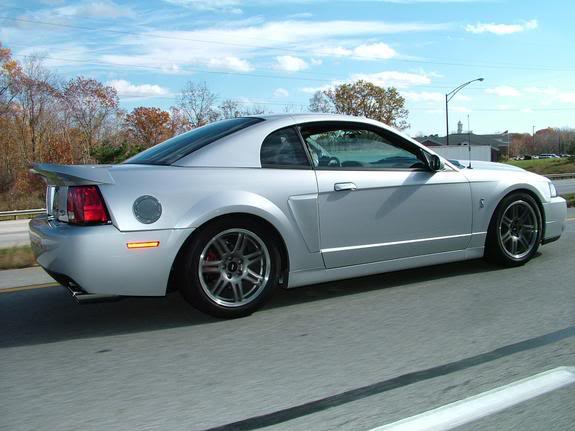 Forum 1 Pc Wing Evolution 3 Or Pc Mustang Saleen