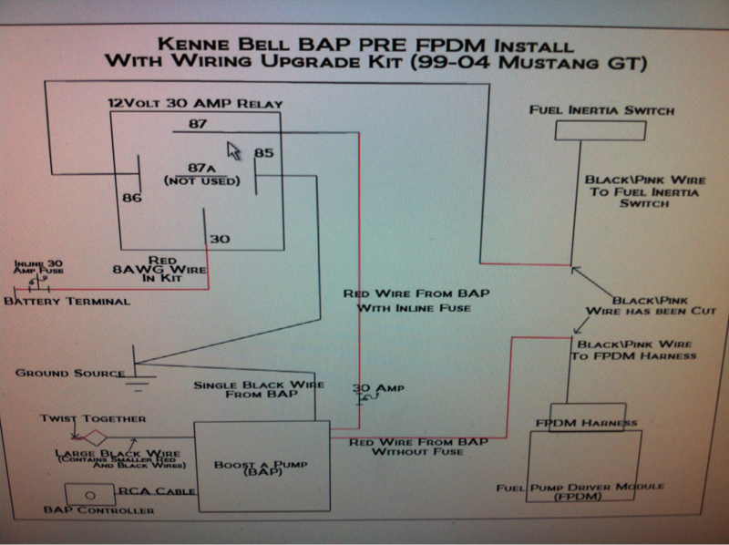 68365d1347540103 image 1081219525 kenne bell bap mustang evolution kenne bell boost a pump wiring diagram at reclaimingppi.co