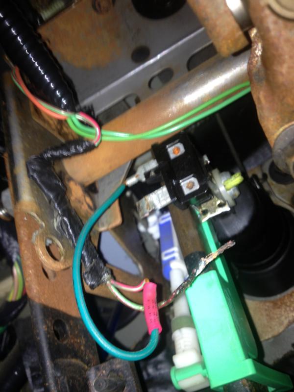 ford brake wiring 1951 ford brake wiring diagram