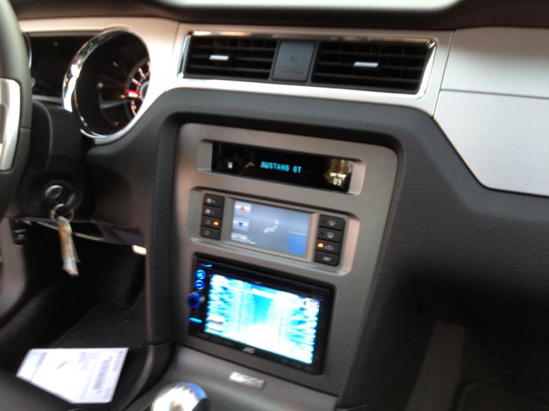 Aftermarket Radio Install Mustang Evolutionrhmustangevolution: Mustang Radio Installation Kit At Taesk.com
