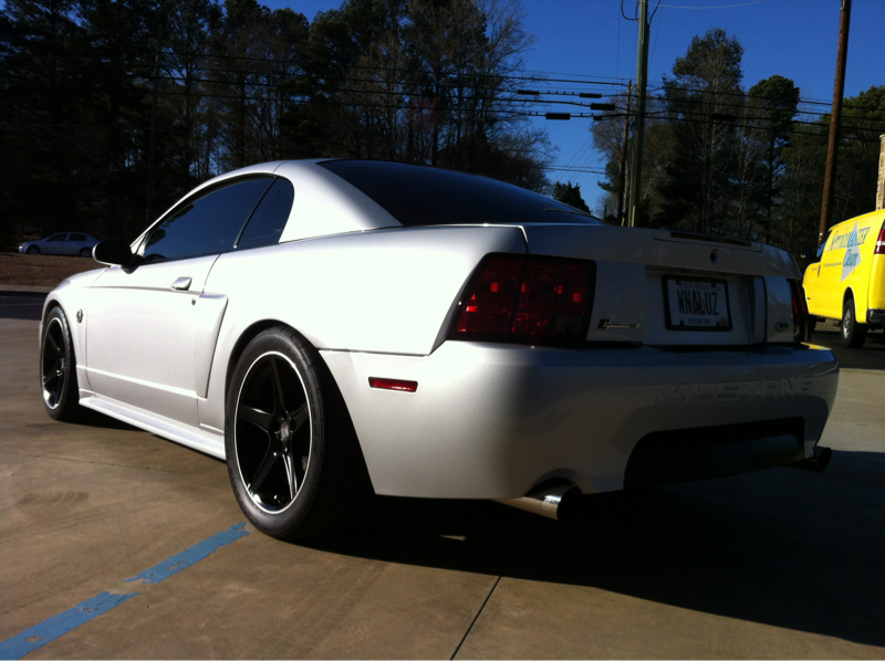04 Mustang Gt >> Best mustang stance - Mustang Evolution