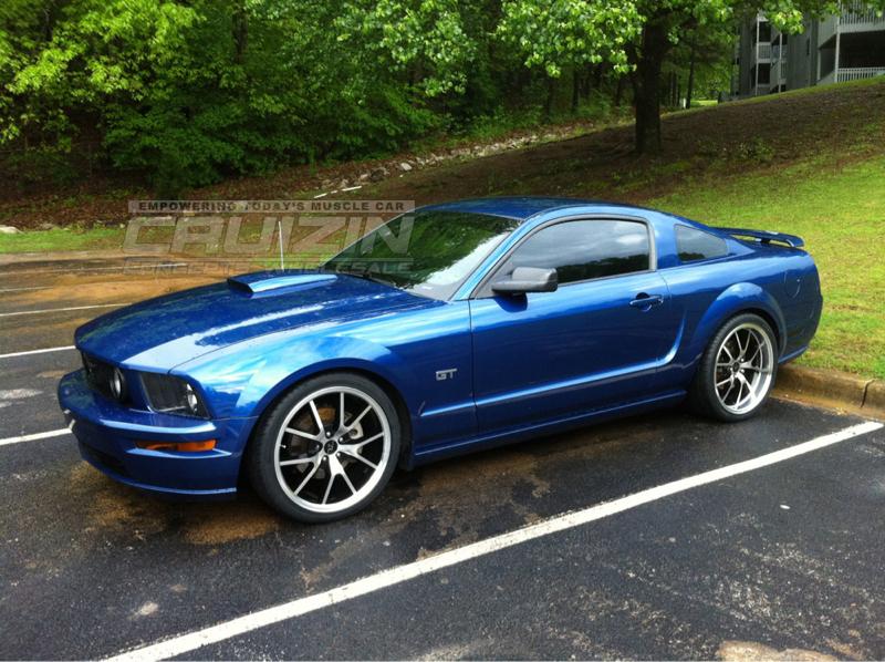 2016 Chevelle Ss >> Wheels - Mustang Evolution