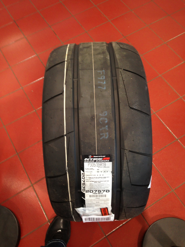 How To Read Tire Size >> NT05r. 305/35/19 - Mustang Evolution