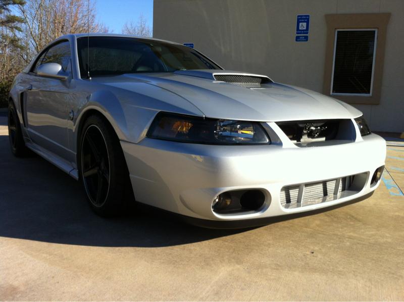 Cobra front bumper - Mustang Evolution
