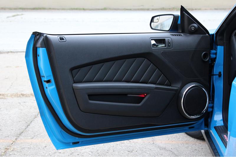 Door Panel Insert Help Mustang Evolution