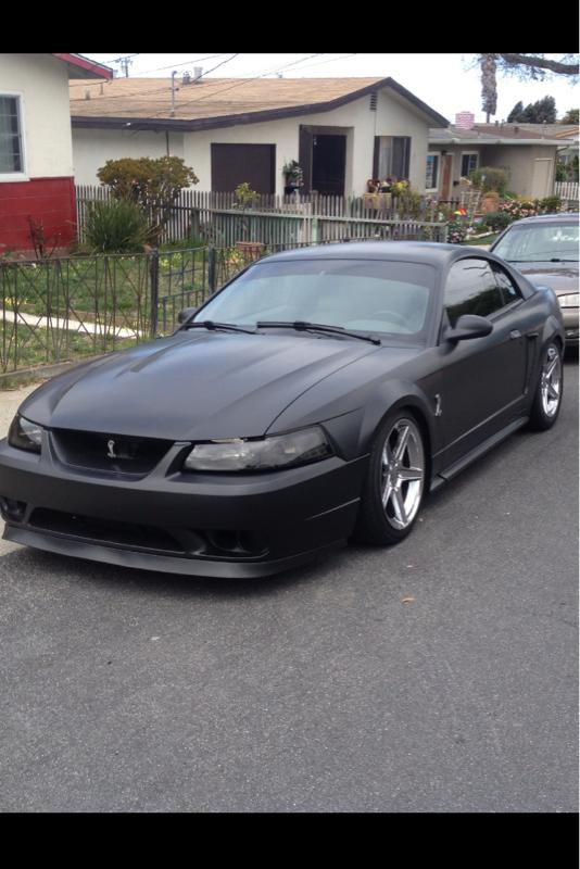 Evolution Mustang Forum Offset Wheel