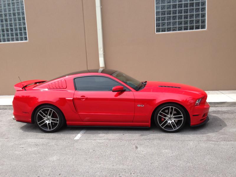 Car Vinyl Wrap Cost >> vinyl wrap - Mustang Evolution