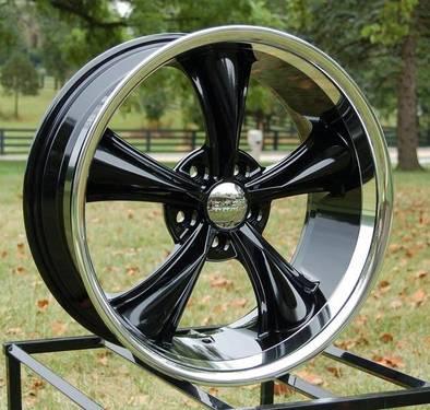 Re Chrome Rims >> Boss 338 wheels - Mustang Evolution