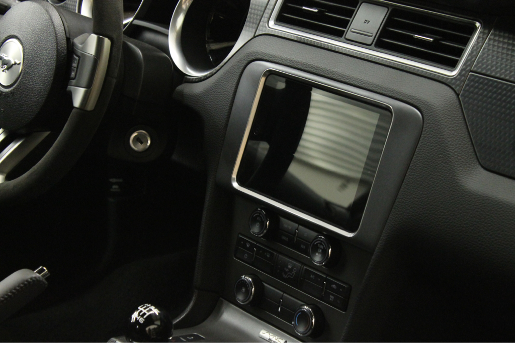 2013 Mustang For Sale >> iPad Mini Dash Mount (2010-2014) - Mustang Evolution