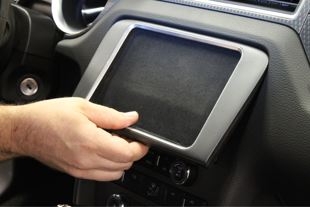 2010 Ford Mustang For Sale >> iPad Mini Dash Mount (2010-2014) - Mustang Evolution