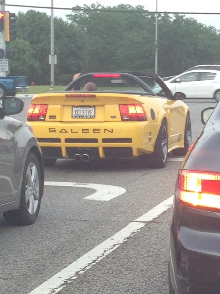 Saleen Cobra GT - Mustang Evolution