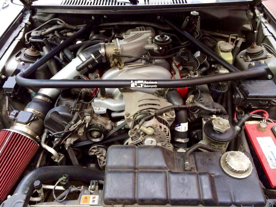 Trick flow head horsepower - Mustang Evolution