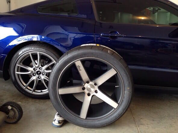 Niche Wheels Mustang >> Niche Brand Wheels Thoughts Mustang Evolution