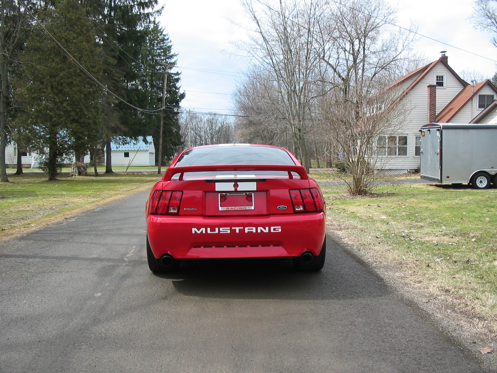 For Sale: 2002 Roush 380R stage 3 supercharged - Mustang