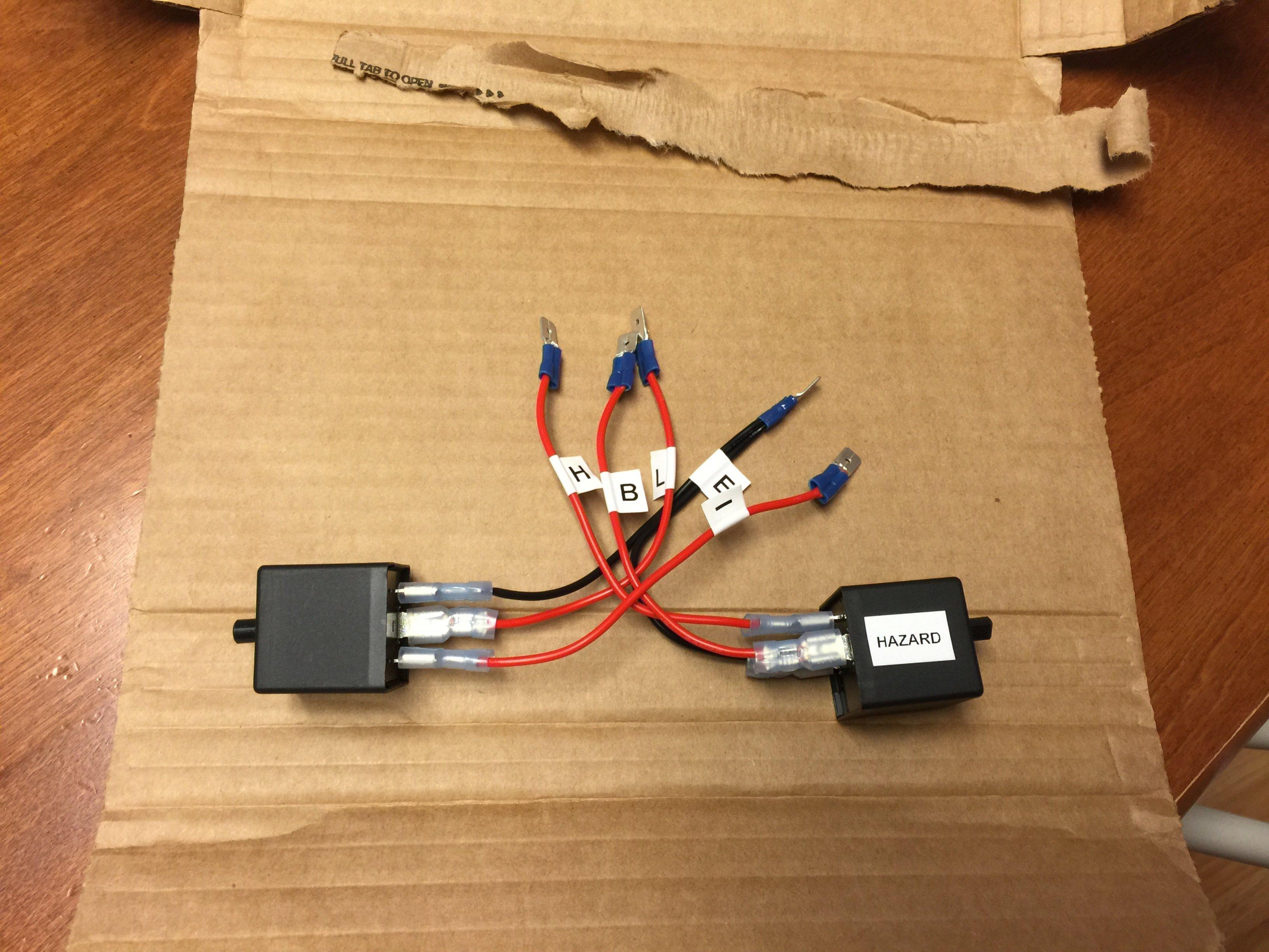 For Electronic Flasher Led Turn Signal Wiring Diagram Trusted Ford Edge