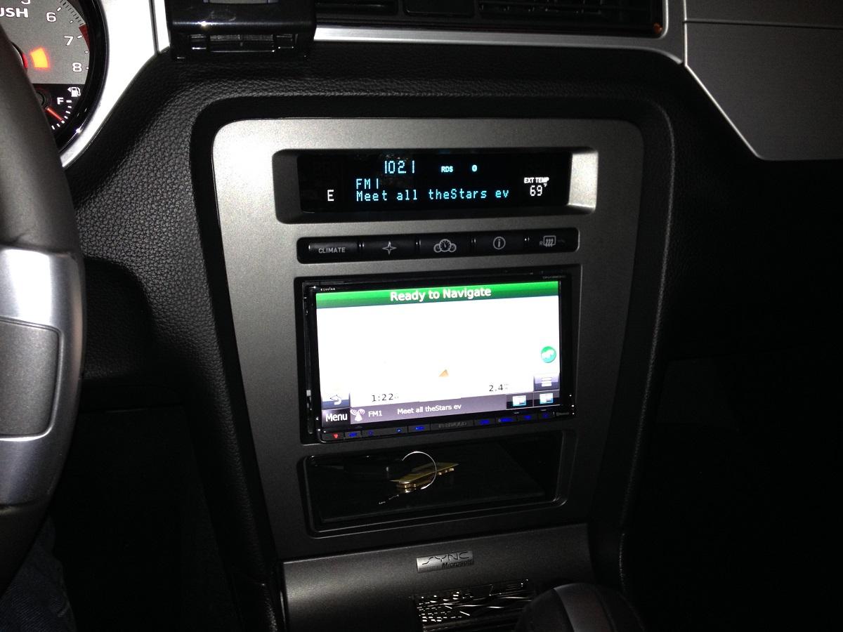 Idatalink Maestro Mus1 Dash Kit Install Mustang Evolution