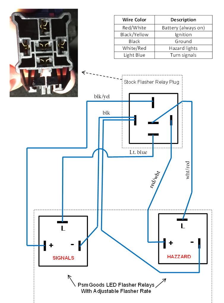 Click image for larger version  Name:LED_Flasher_Relay_WiringDiagram.png Views:12033 Size:180.5 KB ID:188093