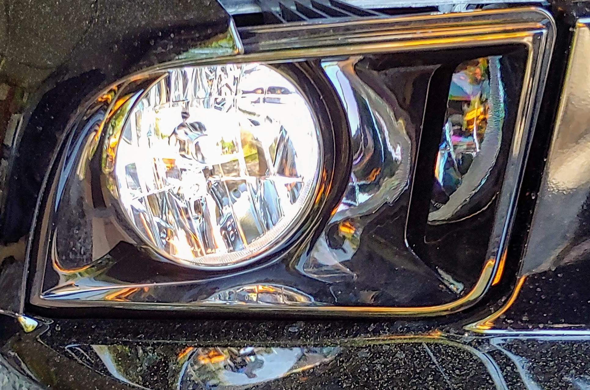 Click image for larger version  Name:mustang retro light installed.1.jpg Views:26 Size:533.0 KB ID:258373
