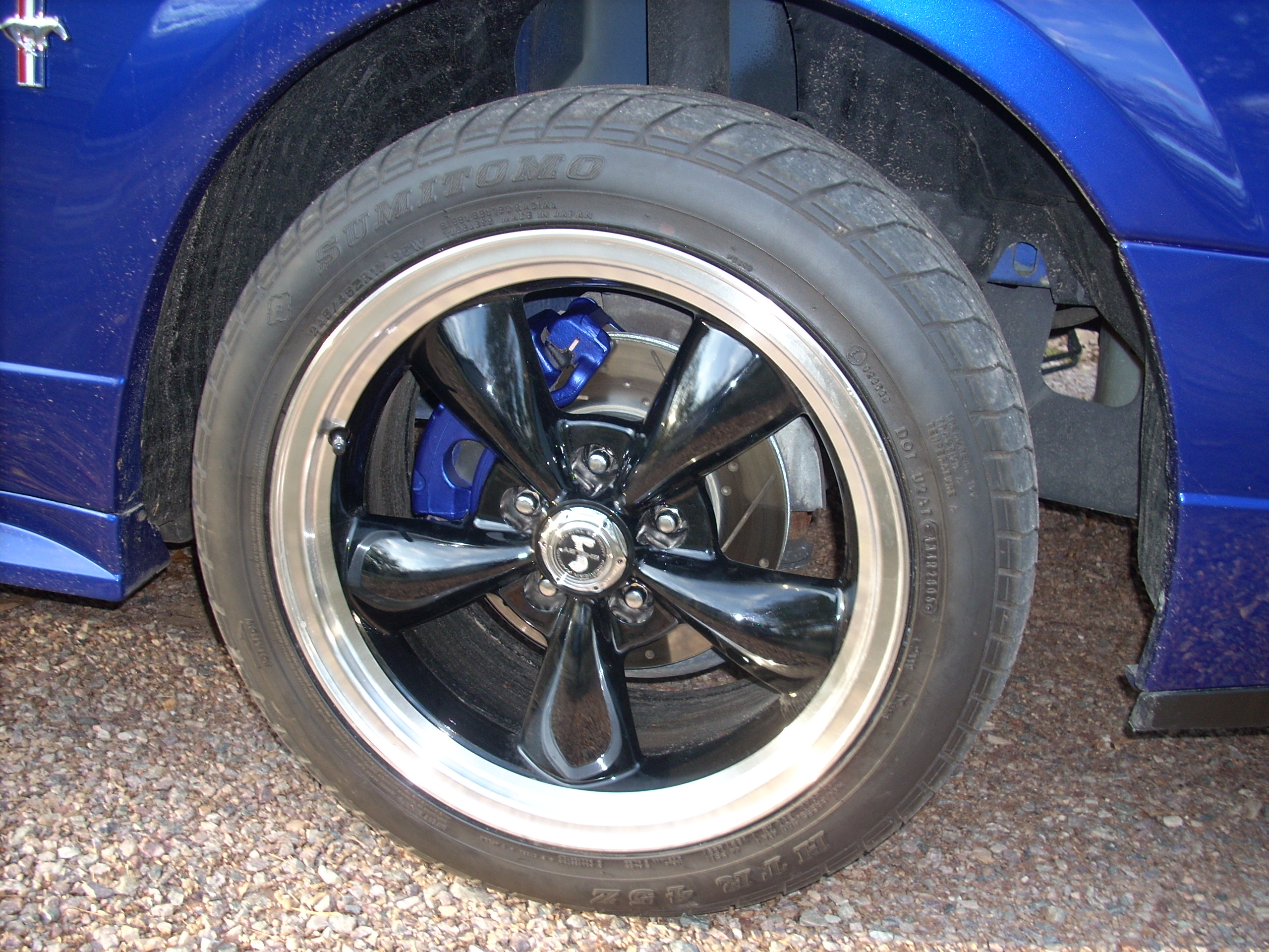 Click image for larger version  Name:Mustang Wheel.jpg Views:710 Size:1.22 MB ID:21540