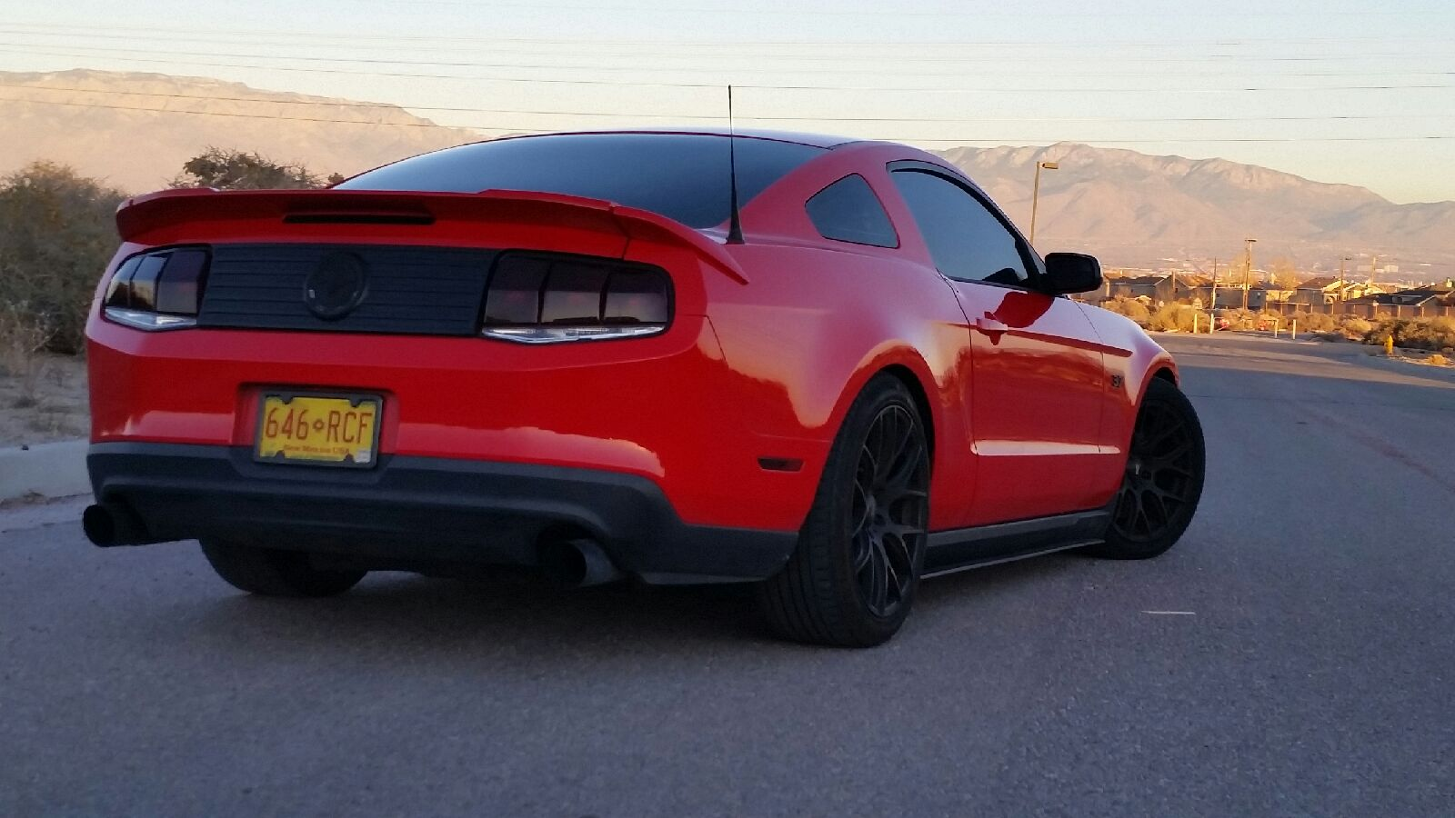 """2011fastford project """"code red"""" - Page 4 - Mustang Evolution"""