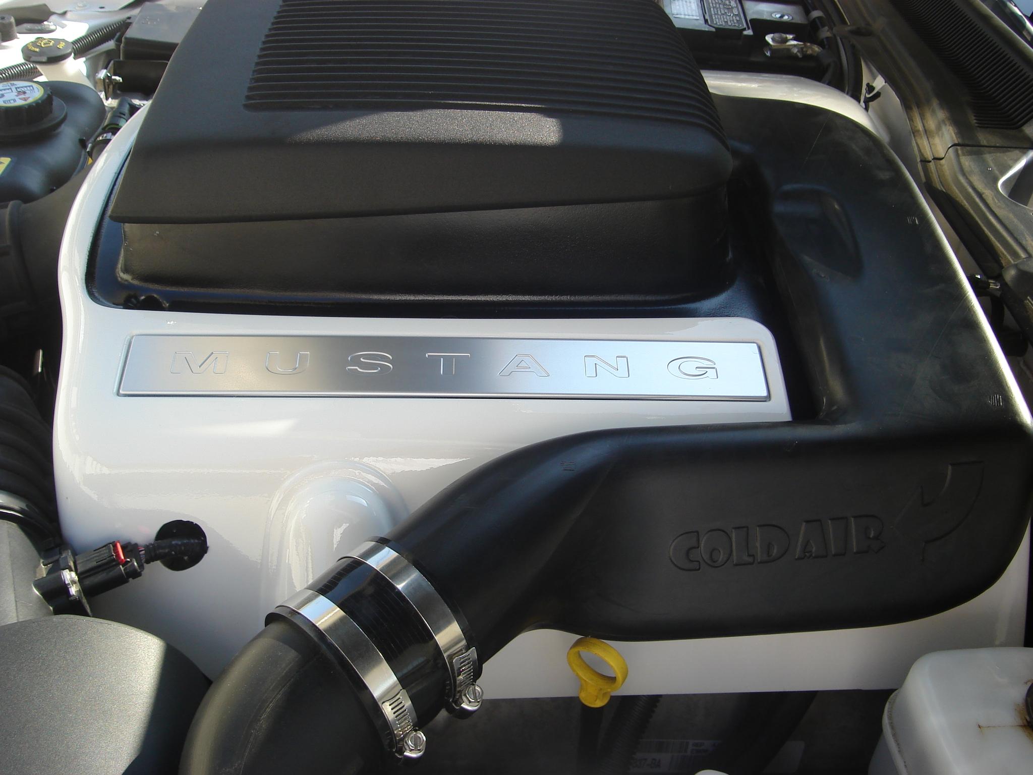 2007 Mustang California