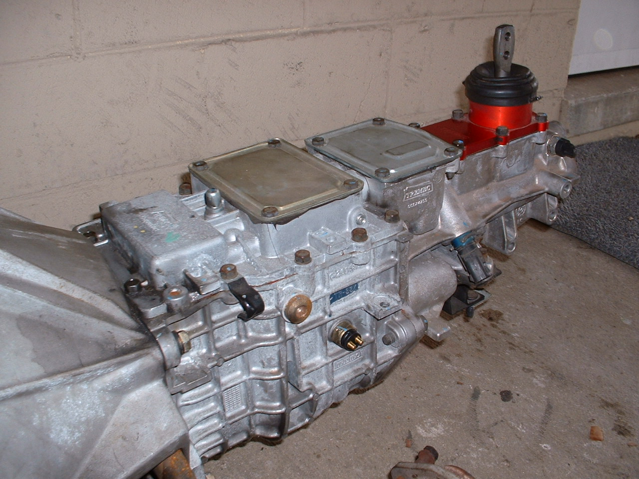 One Click Loan >> Tremec Tko-600 Forsale!!!! - Mustang Evolution