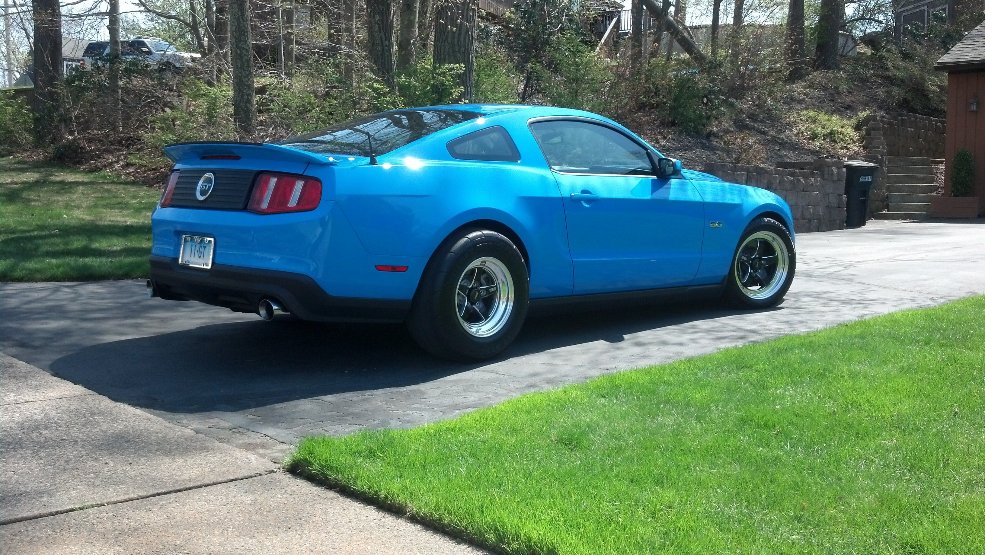 Roush Vs Saleen Shelby Mustang Forums At Stangnet Help With Welder Wiring