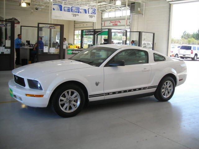09 stang - this is the car at the dealership just before I bought it.