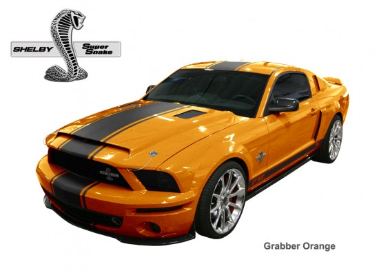 1 grabber orange super snake