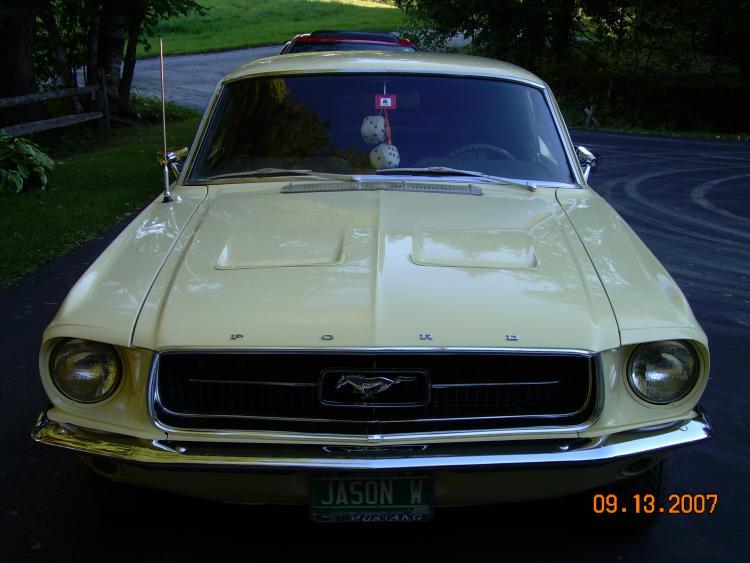 1967 Mustang 029