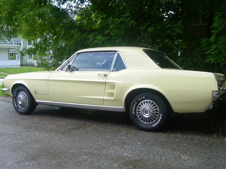 1967 Mustang 045