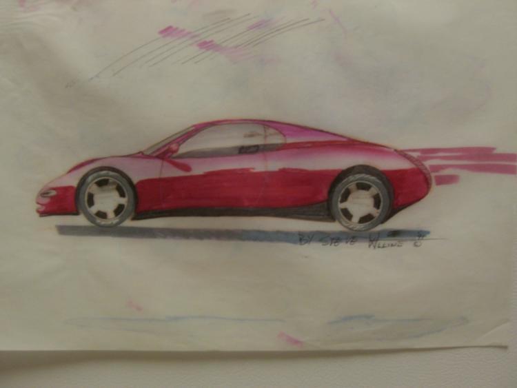 1989 concept car