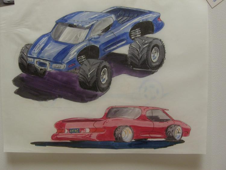 1989 concept trucks