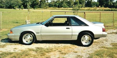 1993 Lx 5.0