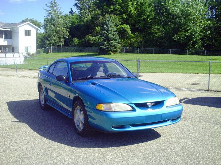 1994 Mustang GT (2)